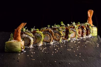 Picture of Green Dragon Roll
